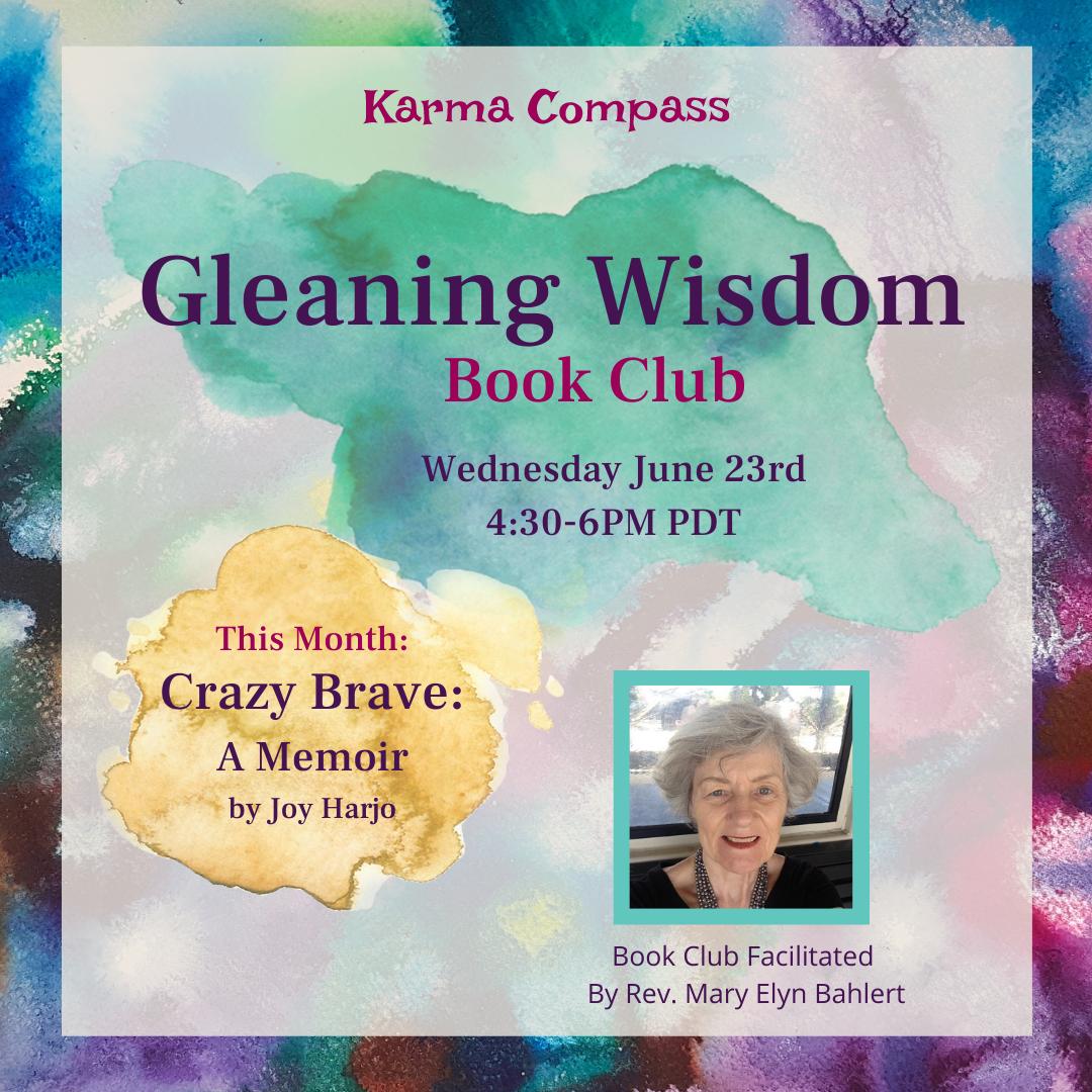 Gleaning Wisdom Book Club