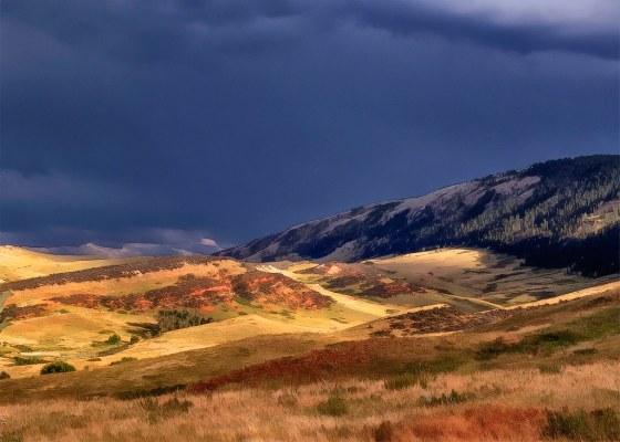 Little Big Horn Mountains
